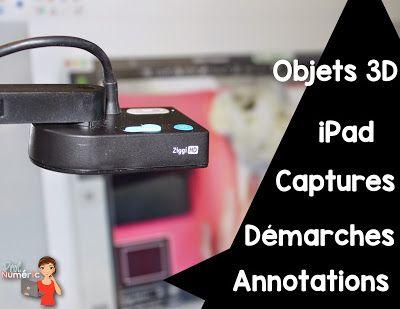 5 façons d'utiliser la caméra document en classe