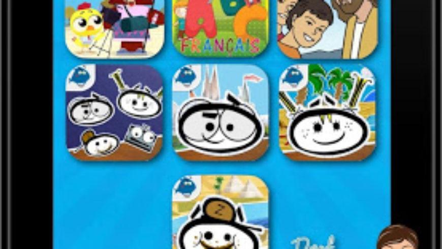 10 Applications iPad: Littéracie pour jeunes lecteurs