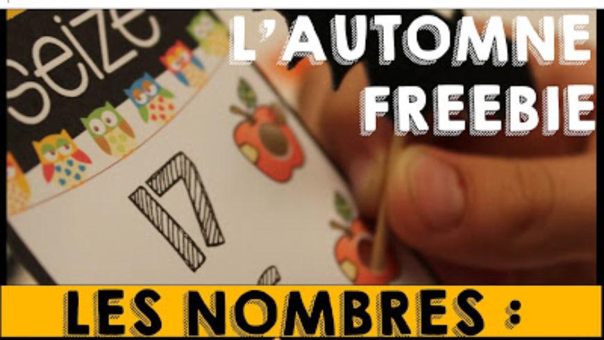 Cartes trouées:FREEBIE / Pokey Cards