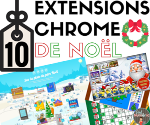 10 Extensions Chrome de Noël