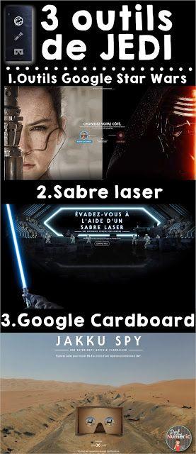 Star Wars : 3 Outils de JEDI