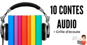 10 Contes pour enfants à écouter