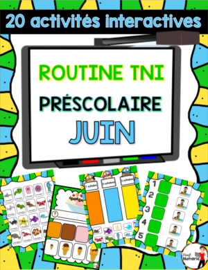 RoutinePrescolaireJuin1