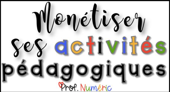 Stratégies pour monétiser tes activités pédagogiques