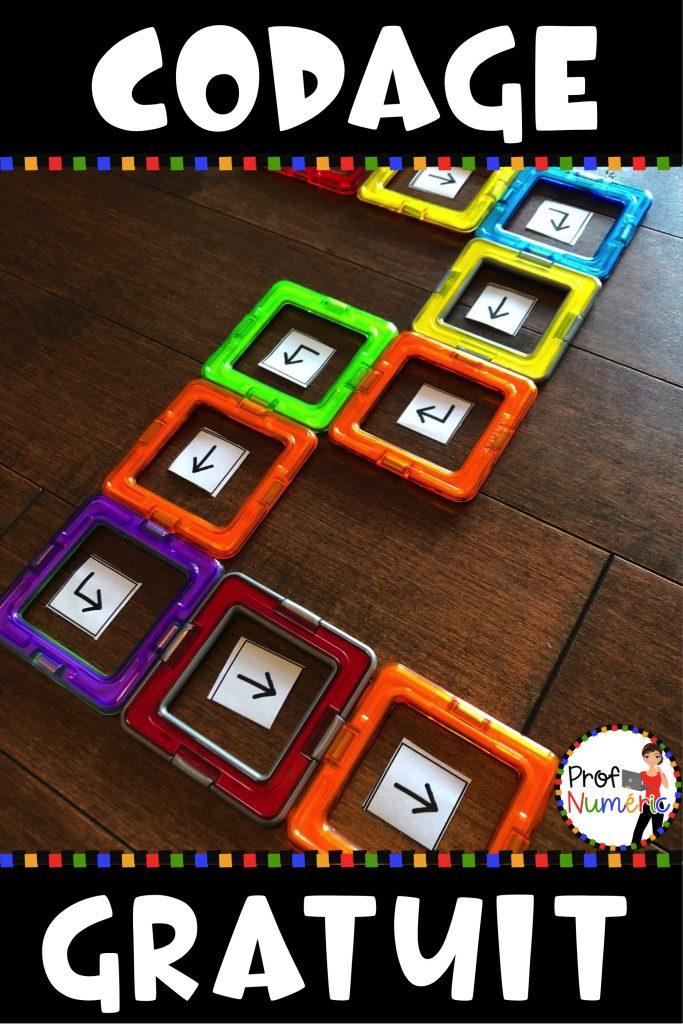 Le codage en classe et la programmation au primaire avec la littérature jeunesse, les chromebooks et des jeux de blocs.
